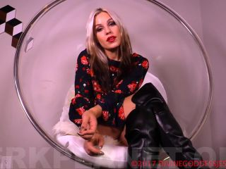Divine Goddess Jessica - Just Goddess Jessica For Now and Forever(Femdom porn)