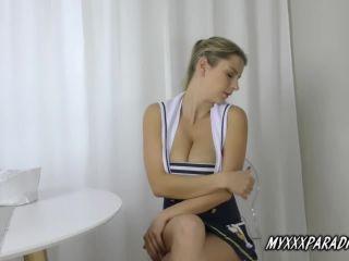 Porn Katerina hartlova in seaman uniform lactate and masturbate