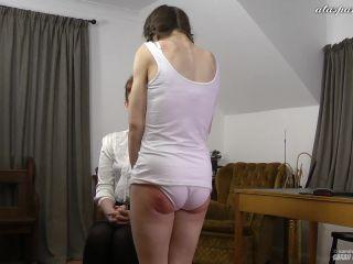 Sarah Gregory Spanking – The English Tutor part 3, femdom hard spanking on bdsm porn