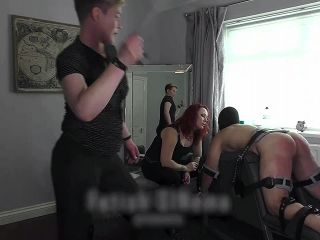 Mistress Baton, Miss Katherine Kendal – Ordered by the Court – A Harsh Judicial Punishment