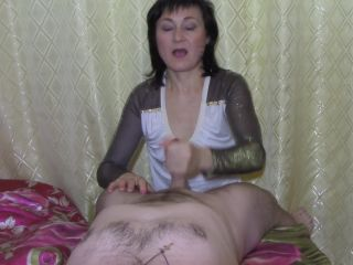 Clips4Sale presents Handjob by a beautiful mature woman