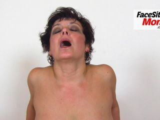 – Busty uniform lady Doris ball bondage therapy
