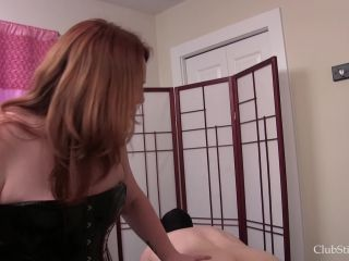 clubstiletto  ms blaze  think of me when you sit down  corporal punishment