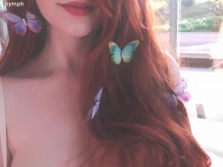ManyVids Webcams Video presents Girl forestnymph in Reflections