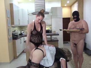 LadyCruellasGames: Ladys Harem - Hard Spanking on fetish porn hitomi tanaka femdom