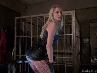 Toys – KinkyMistresses – My Berlin Strap-on Slut – Complete Film Starring Lady Natalie Black