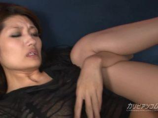 Carib 051512-022 Fujimoto Rina Sexy babe got naughty fuck