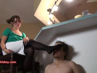 Online Fetish video Goddess Whiskey – Claire's Sweat Receptacle