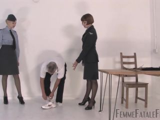 Latex Gloves – Femme Fatale Films – Mission Impossible – Complete Film – Miss Woods and Mistress Eleise de Lacy
