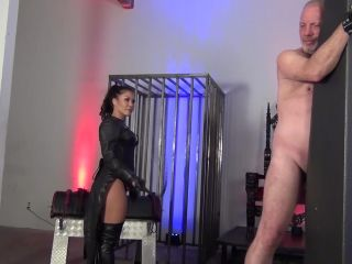 Slave Training – Asian Cruelty – THE SWEET SOUNDS OF YOUR SUFFERING! Starring Goddess Mena