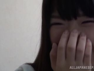 Awesome Kokoa Aisu naughty JP teen exposes her talented tongue in solo Video Online