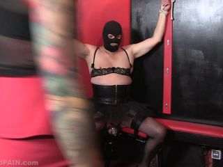 Eve Dynamite In Scene: Bondage Chair Part 3 – LUST AND PAIN