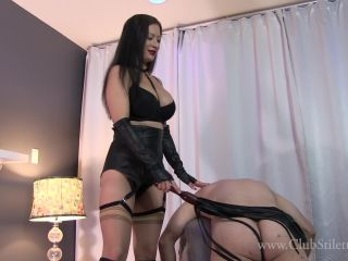 Online femdom video Clubstiletto - Miss Jasmine - What Did I Sign Up For