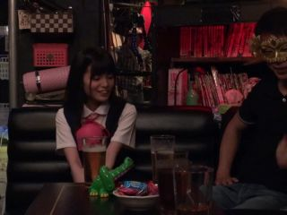 GAID-007 Complex Home Environment Beautiful Girl Yuppi-chan. The first happening bar brought to a regular customer