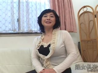 Jukujo-club 8085 Mature club 8085 Yoko Takizawa Uncensored video `` Be ...