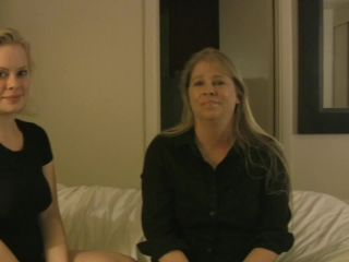Stevie's First Real Spanking from Mom