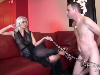 FemdomEmpire presents Gigi Allens in My Key, My Cock