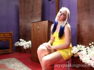 Episode 294: Dria Spanked in Church