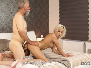 Daddy4k.com - Ria Sunn - Surprise your girlfriend and she will fuck with your dad