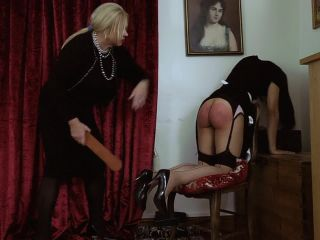 Susies Work Experience - Spanking and Whipping, Punishment