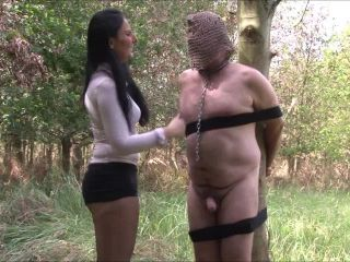 Porn tube Mistress Luciana – Deviated in the forest 854×480