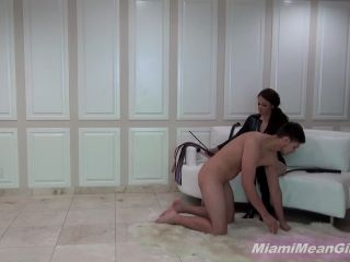 Extreme Domination – THE MEAN GIRLS – New Slave Learns Pain Starring Princess Carmela