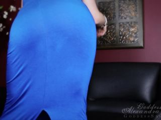 Goddess Alexandra Snow in A Month of Cock Control – Week #2