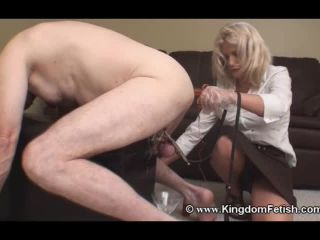 Kingdomfetish –  Kira Brutal Milking Terror