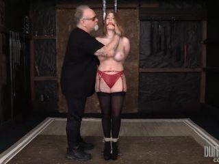 Porn online Dungeon Corp/SocietySM: Aria Kai – Helpless Aria Suffers in Beauty