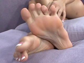 bdsm porn new femdom porn | Barefoot Maniacs #7 | fetish on tattoo foot fetish culture
