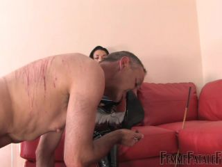 Cane – Femme Fatale Films – Clean My Boots – The Hunteress