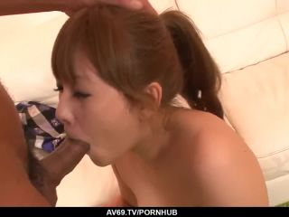 Perfect scenes of h sex with naked rinka aiuchi
