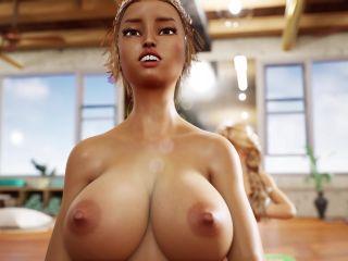 ====== 1703 Yoga Class - Tantric Sex Basics 1 - director's cut = ...