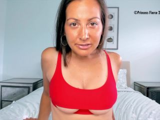 Princess Fierce – I'm Eating My Jizz