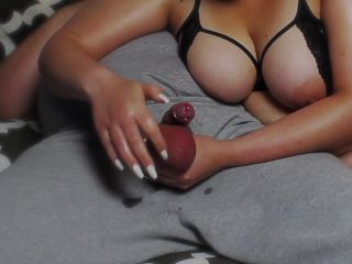 Edging, Nail Sounding, Oil, Scratching, Head polish, Ball play, BBW, what more can you ask for?!