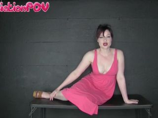 humiliation pov  the mistress b  this isn't forced bi