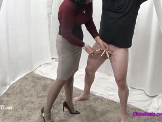 Forced By Mommy – Cum All Over My Double Layered Pantyhose