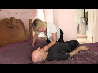 Face Sitting – Lethal Bitches – Debt Collection FB1300 – Becky