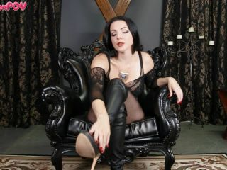 HumiliationPOV – Goddess Alexandra Snow – Extreme Mental And Emotional Abuse