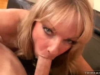 Shayla Laveaux Displays Bubble Butt and Blows Lover POV Style  Nov 30, 2009