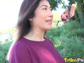 TrikePatrol.com - Aubree: Tight Filipina Pussy Is Just 18