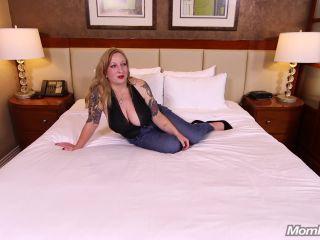 Online porn - MomPov presents Meghan in Big natural tits freaky redhead MILF – 17.10.2018 milf