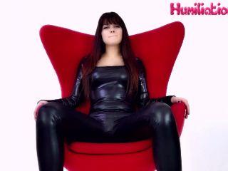 Online Tube HumiliationPOV - femdom