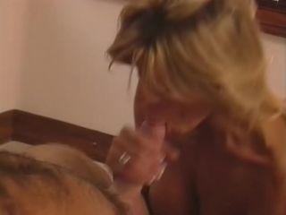 Double Blow #7, Scene 1  | feature | blonde