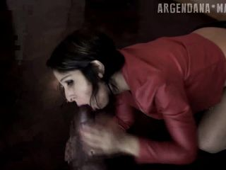 ArgenDana in Anal buttplug and foot fisting