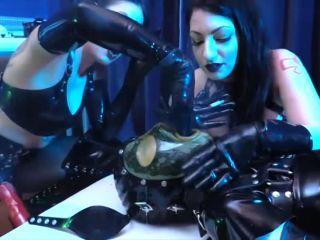 CybillTroyFemdomAnti-SexLeague: Cybill Troy, Goddess Tangent - Sodomy Slaughterhouse | gagging | anal porn lesbian pantyhose fetish