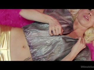 stacy anal tattoo   Barberella comes to Planet Ultimate Surrender   mask