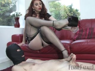 Femme Fatale Films - Lady Renee - Tiny Little Prick - Part 1-2!!!