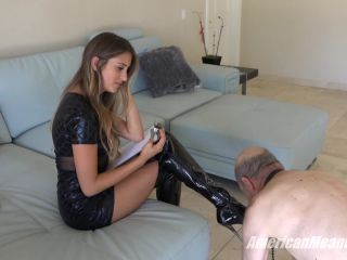 The Mean Girls Princess Beverly The Boot Experiment (FemdomPornNew)