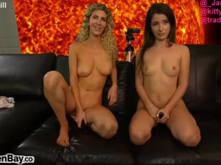 Porn online Chaturbate Webcams Video presents JackplusJill – Ticket Show with Kittytinypaws (MP4, HD, 1232×720) Watch Online or Download!